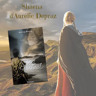 Shaena d'Aurélie Depraz