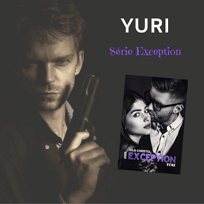 Yuri : Série Exception de Julie Christol