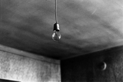 spazi abbandonati lampadina - abandoned spaces light bulb