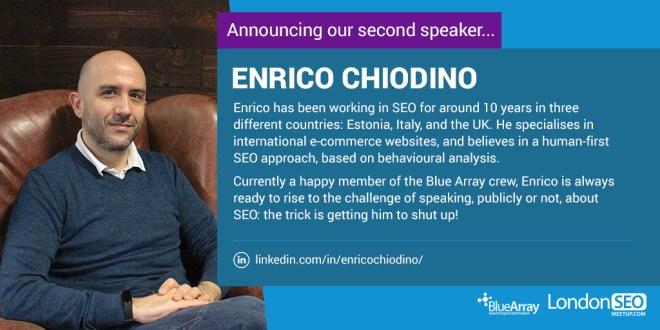 enrico-chiodino-londonseomeetup-feb2020