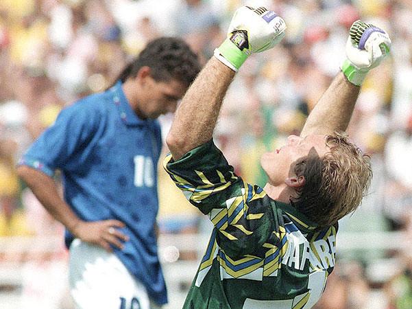On Roberto Baggio and accepting failure.