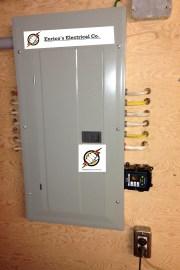 enricos electrical new breaker panel