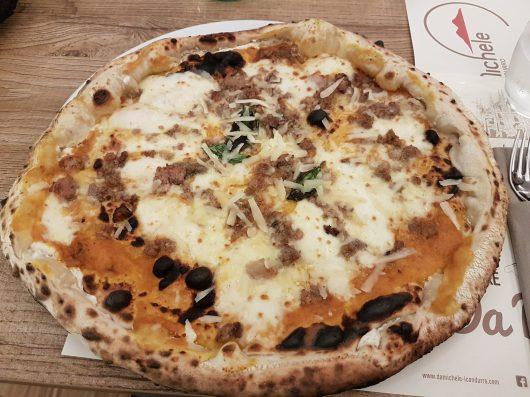 Pizza Caracciolo
