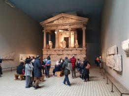 Ricostruzione di un tempio greco