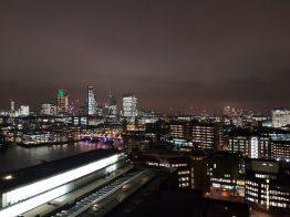 Scorci di City dal Tate Modern