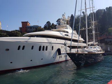 Barchette a Portofino