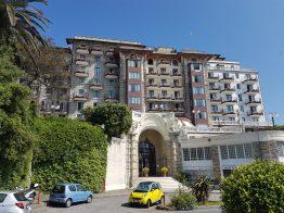 Umile hotel a Rapallo