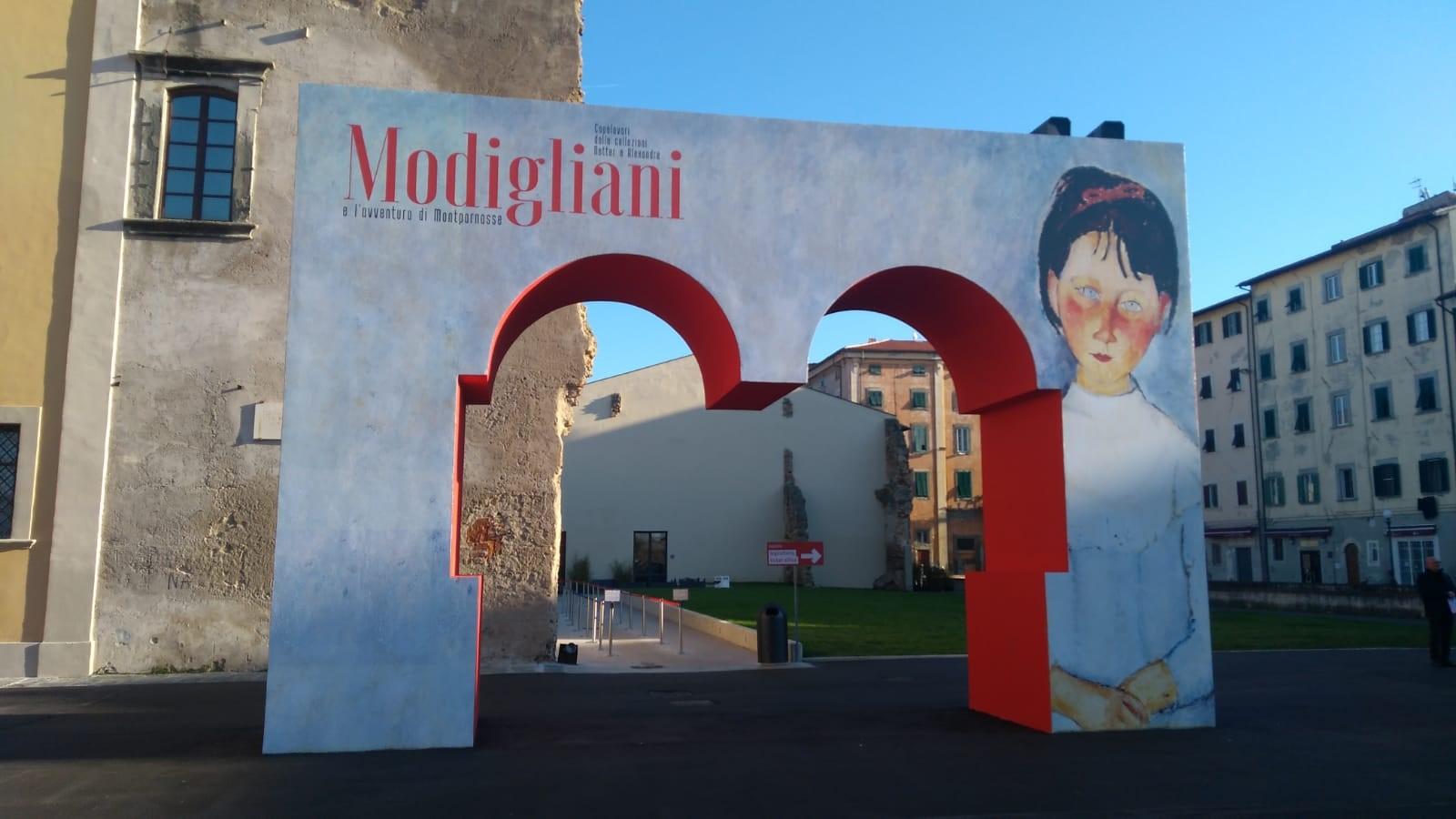 Modigliani visto attraverso le parole di Alessandro Orlando