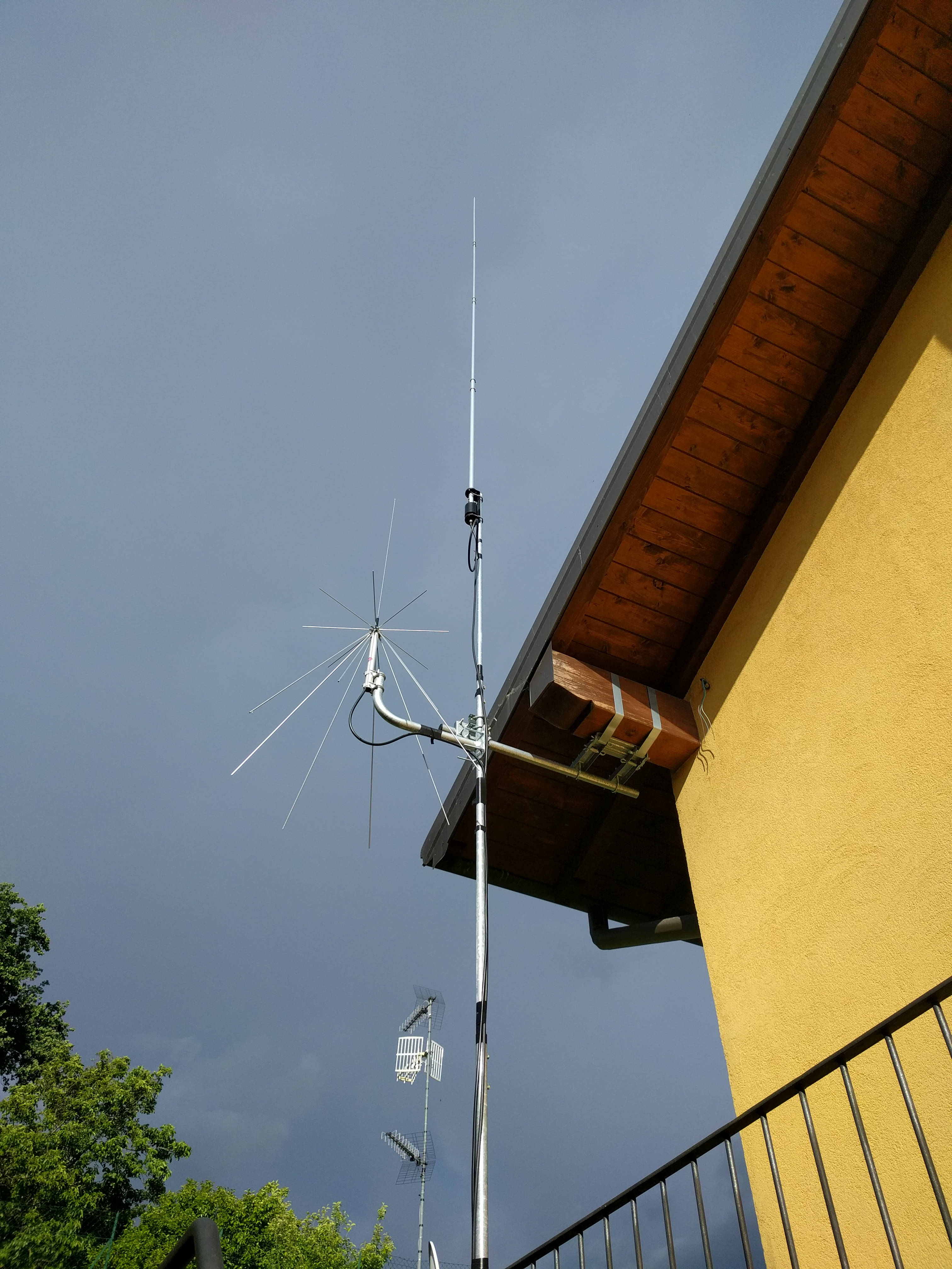Homemade Uhf Antenna