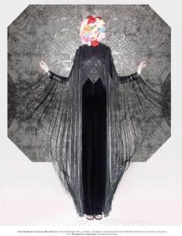 Karlie Kloss by Nick Knight for W Magazine-11