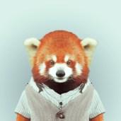 Zoo Portrait by Yago Partal #13