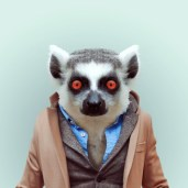 Zoo Portrait by Yago Partal #9