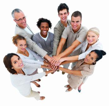 Formar parte de un grupo social
