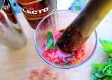 Mojito de albahaca y fresa