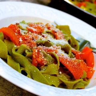 Pasta al Filetto di Pomodoro
