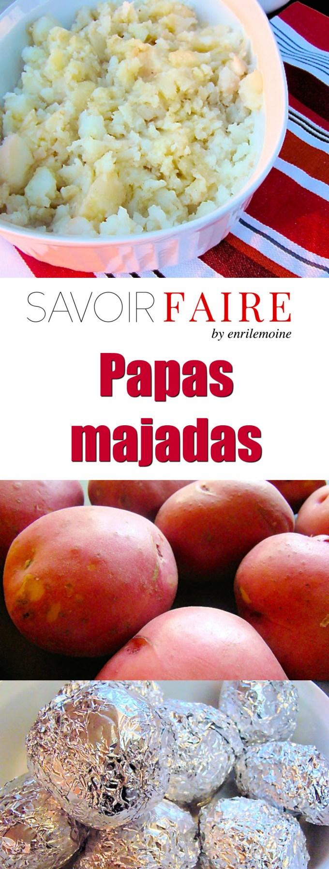 Papas majadas - SAVOIR FAIRE by enrilemoine