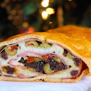Pan de Jamón {Venezuelan Ham Bread}