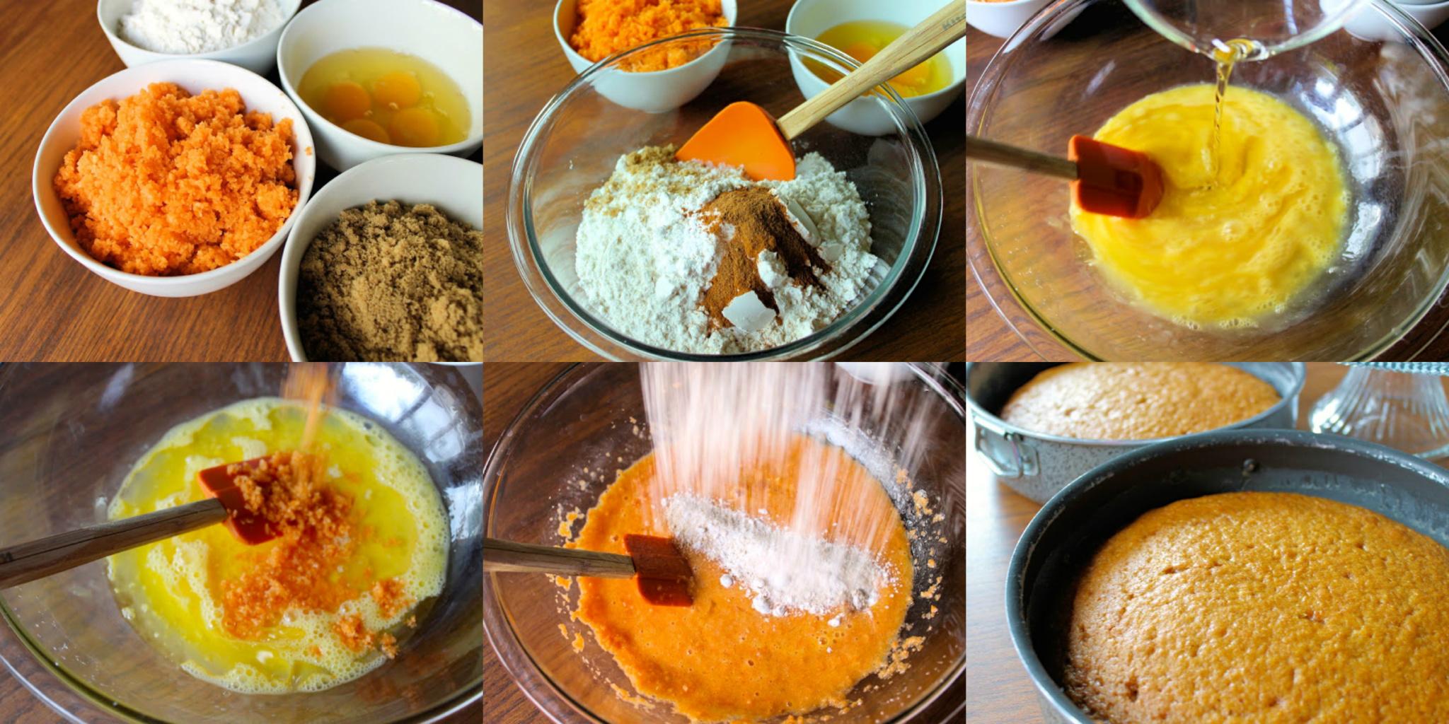 Carrot Cake: The Perfect Recipe - SAVOIR FAIRE by enrilemoine