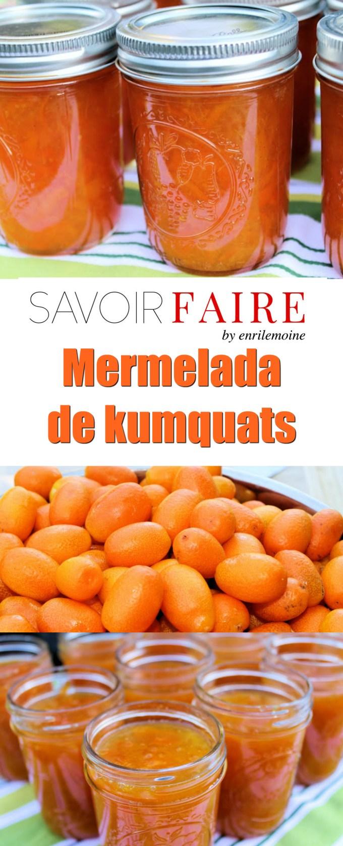 Mermelada de Kumquats SAVOIR FAIRE by enrilemoine