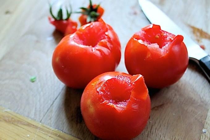 peeling tomatoes, tomatoes, how to peel tomatoes