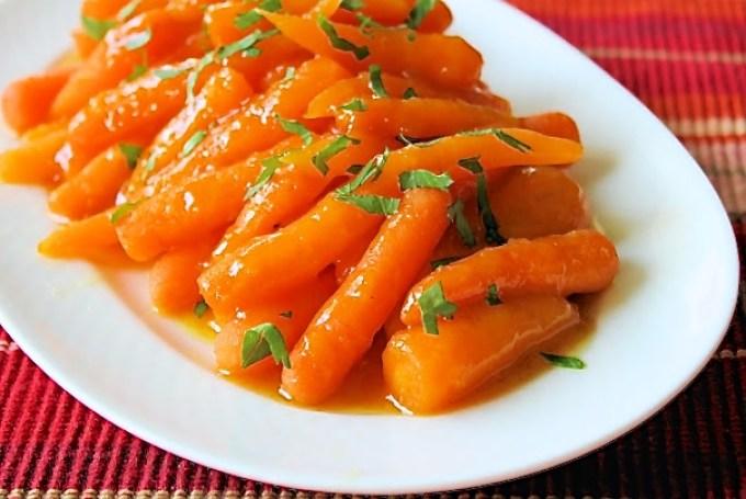 Zanahorias bebé glaseadas - SAVOIR FAIRE by enrilemoine