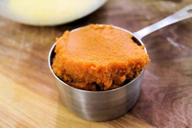 Pie de calabaza con mermelada de kumquats - SAVOIR FAIRE by enrilemoine