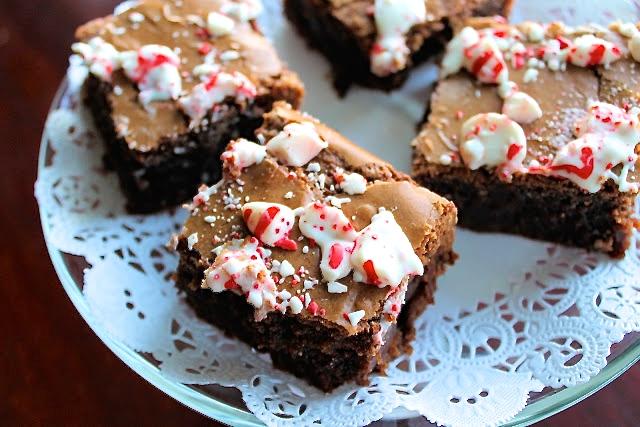 Brownies de menta - SAVOIR FAIRE by enrilemoine