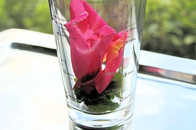 Mojito de rosas - SAVOIR FAIRE by enrilemoine