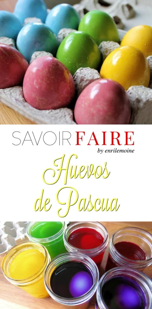 Huevos de pascua - SAVOIR FAIRE by enrilemoine