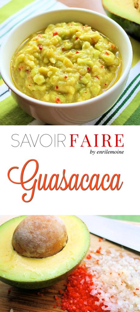 Receta de guasacaca venezolana - SAVOIR FAIRE by enrilemoine