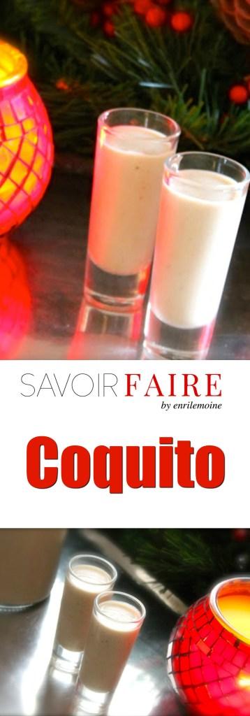 Coquito - SAVOIR FAIRE by enrilemoine