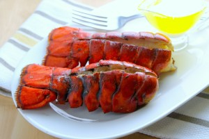 Grilled Lobster Tails - SAVOIR FAIRE by enrilemoine
