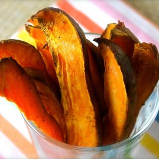 Cuñas de batata horneadas - SAVOIR FAIRE by enrilemoine