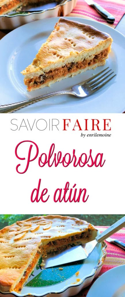 Polvorosa de atún - SAVOIR FAIRE by enrilemoine