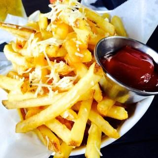 Papas fritas y 2 trucos para que queden perfectas