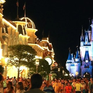 La magia del Electrical Parade de Disney