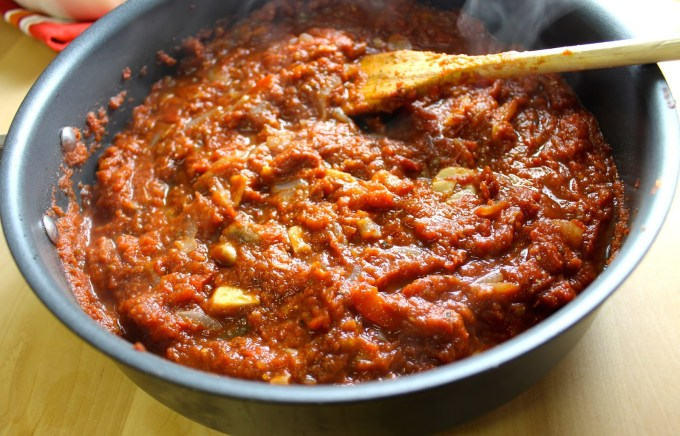 salsa para berenjenas berenjenas a la parmesana