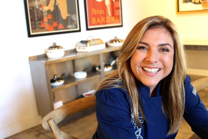 Nuevos tacos clásicos de chef Lorena García