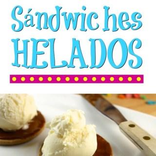 Sándwiches helados con PEBBLES™