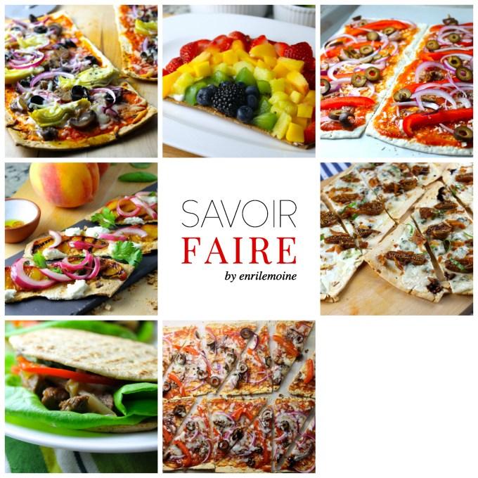 FlatOut Bread Snapchat Take Over - SAVOIR FAIRE by enrilemoine