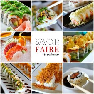 Mis sushi bars favoritos en Miami