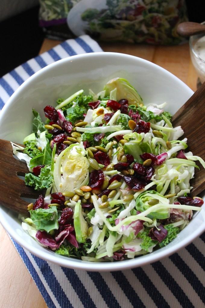 ensalada, bol de ensalada, ensalada de siete súper alimentos