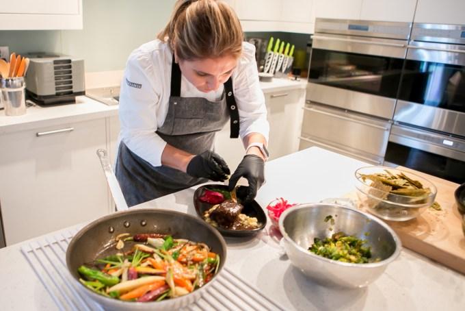 Explora nuevos caminos, encuentra nuevos sabores, Chef Lorena García