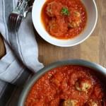 Pork Loin Meatballs - SAVOIR FAIRE by enrilemoine
