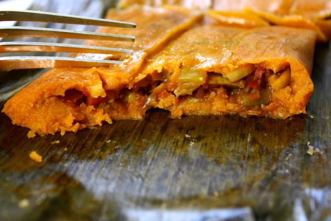 Hallacas vegetarianas - SAVOIR FAIRE by enrilemoine
