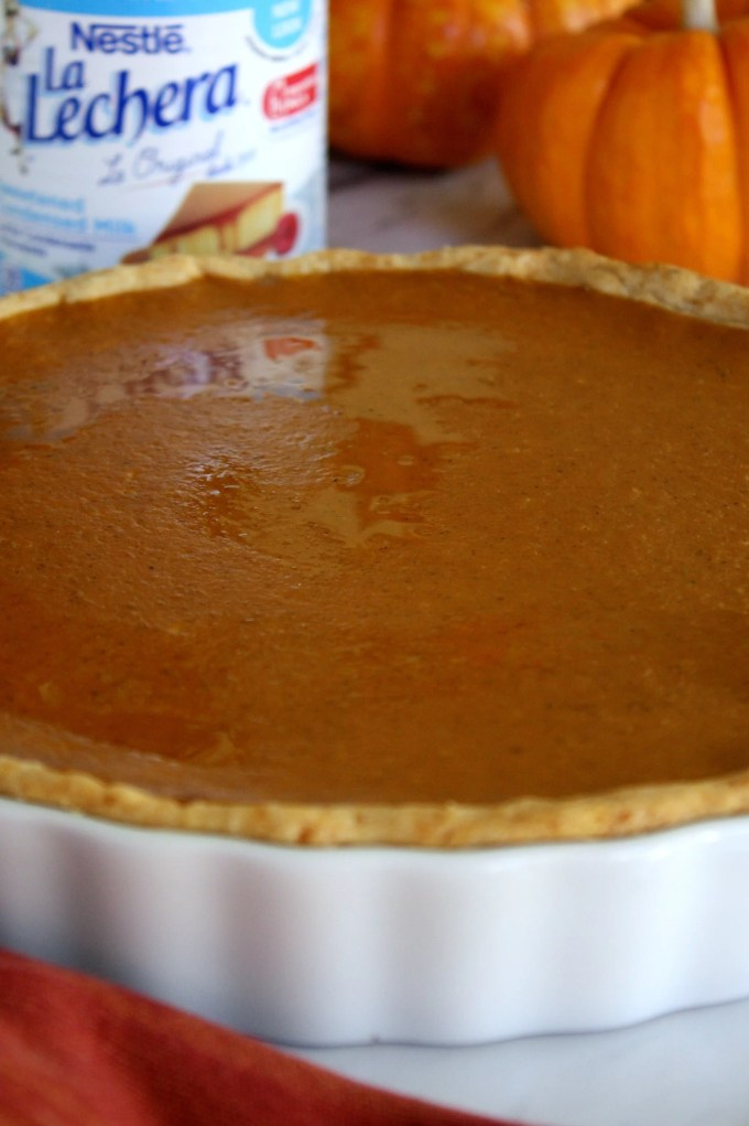 Simply perfect pumpkin pie - SAVOIR FAIRE by #enrilemoine #pumpkinpie #pumpkinpierecipe