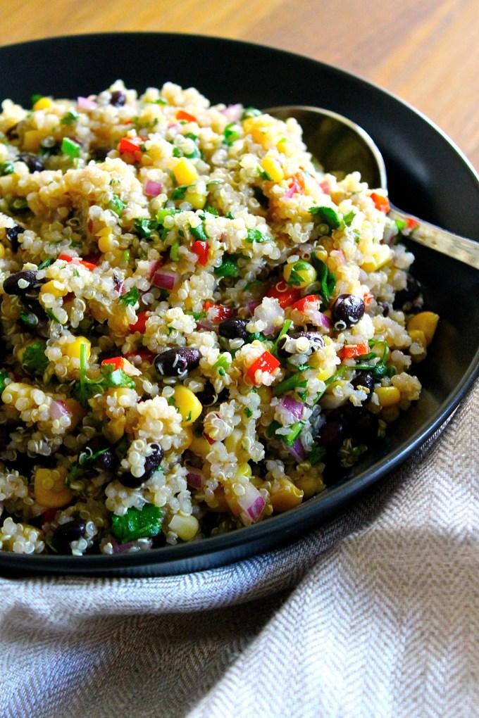 Ensalada de Quinoa by enrilemoine