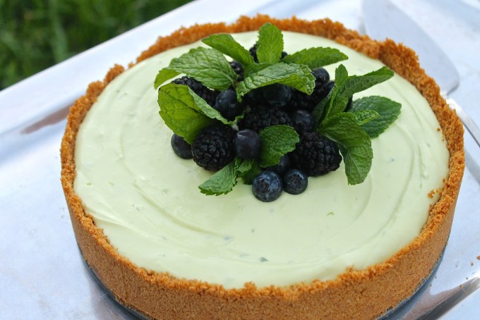 Mojito cheesecake by enrilemoine