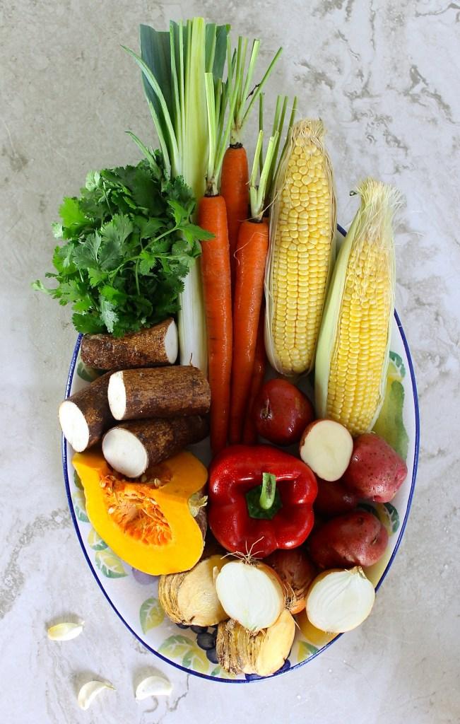 bandeja de vegetales by enrilemoine
