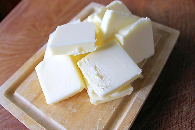 Mantequilla cortada